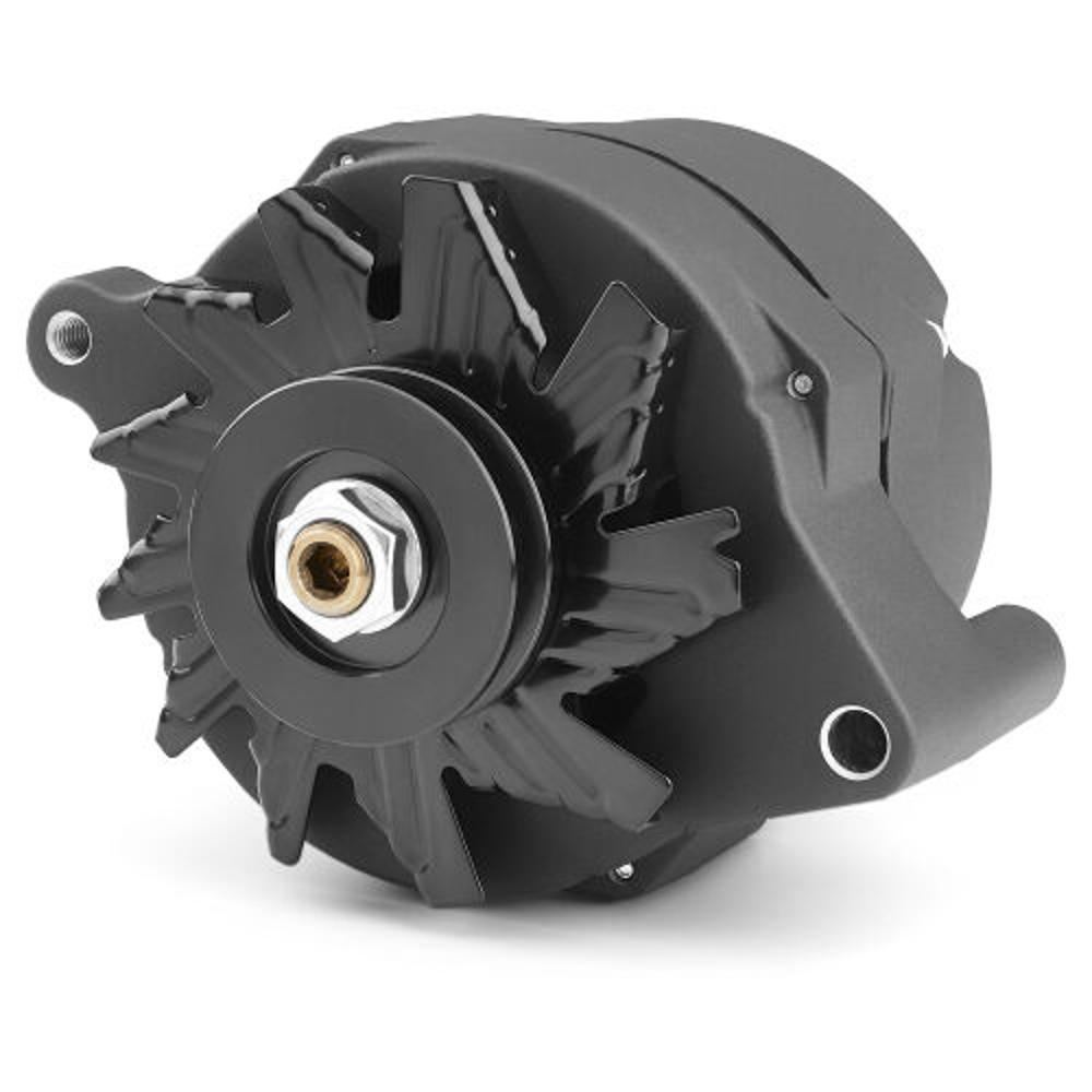 Proform 66448.1F Ford Alternator 1-Wire 105 Amp Black Crinkle
