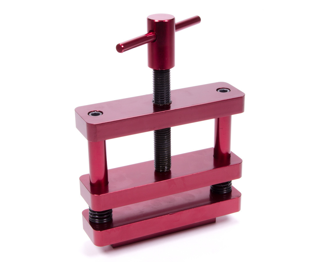 Proform 66769 Connecting Rod Vise, Aluminum, Red Anodized, Each