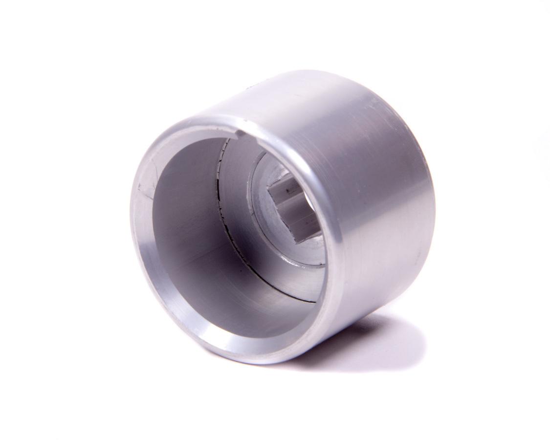Proform 66899 Crankshaft Turning Tool, Snout Socket, 1/2 in Drive, Aluminum, Natural, Big Block Chevy, Each