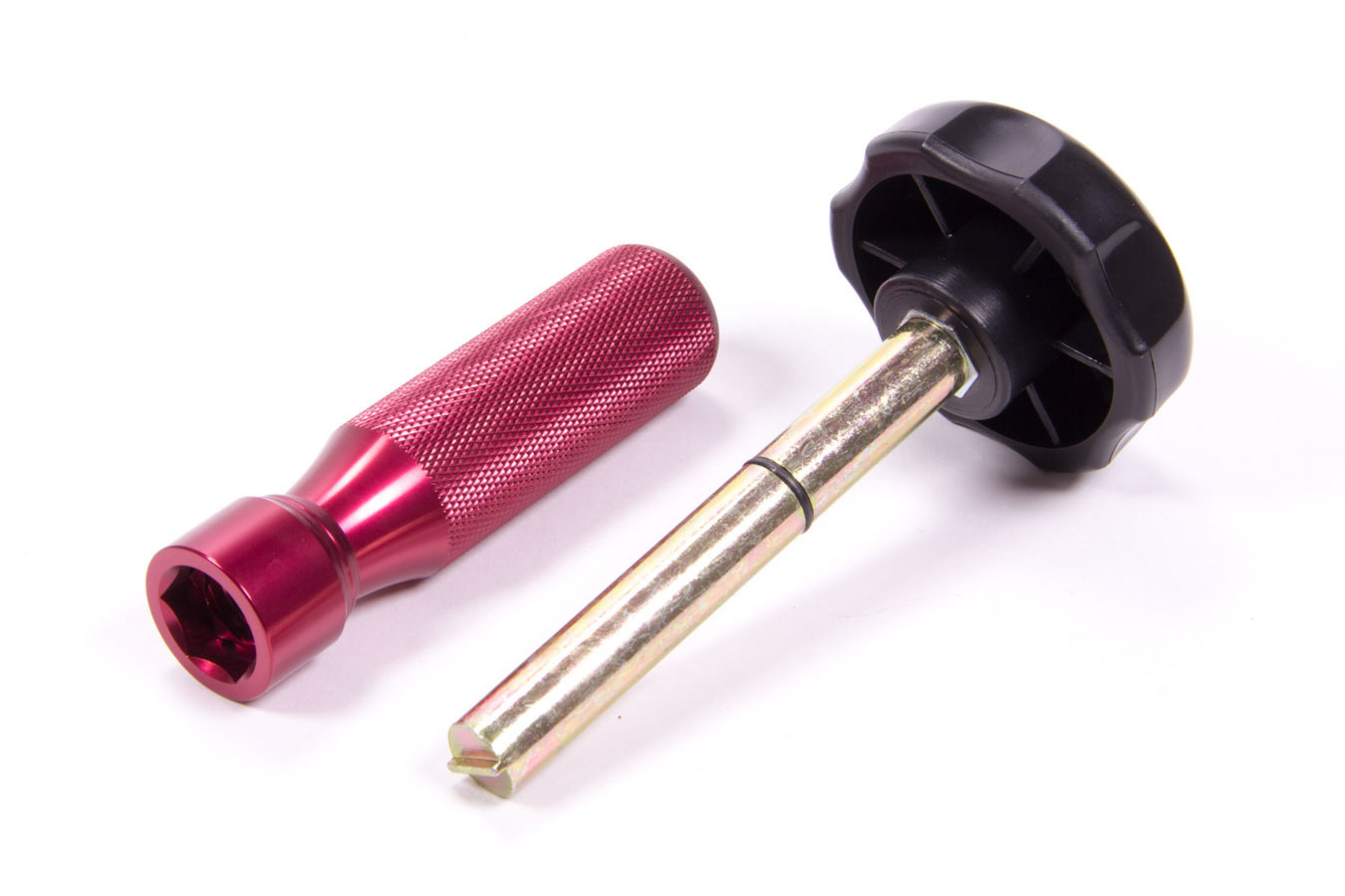 Proform 67443 Float Tool, Aluminum, Black / Red Anodized, Each