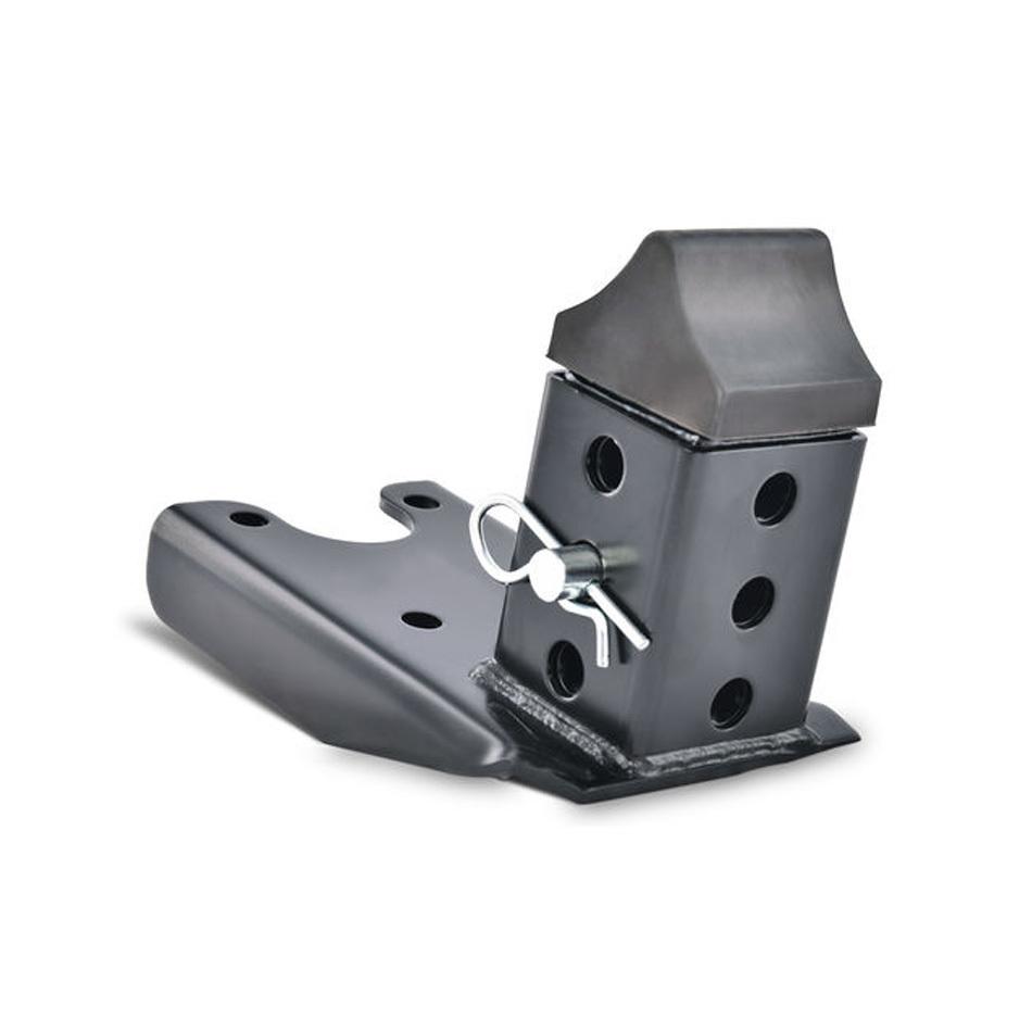 Proform 68082 Pinion Snubber, Bolt-On, Adjustable, Pin Type, Rubber / Steel, Black Paint, Mopar 8.75 in Rear Axles, Each