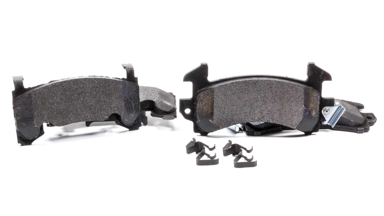 Performance Friction 0154-20 Brake Pads, Carbon Metallic Compound, All Temperatures, GM Metric Calipers, Set of 4