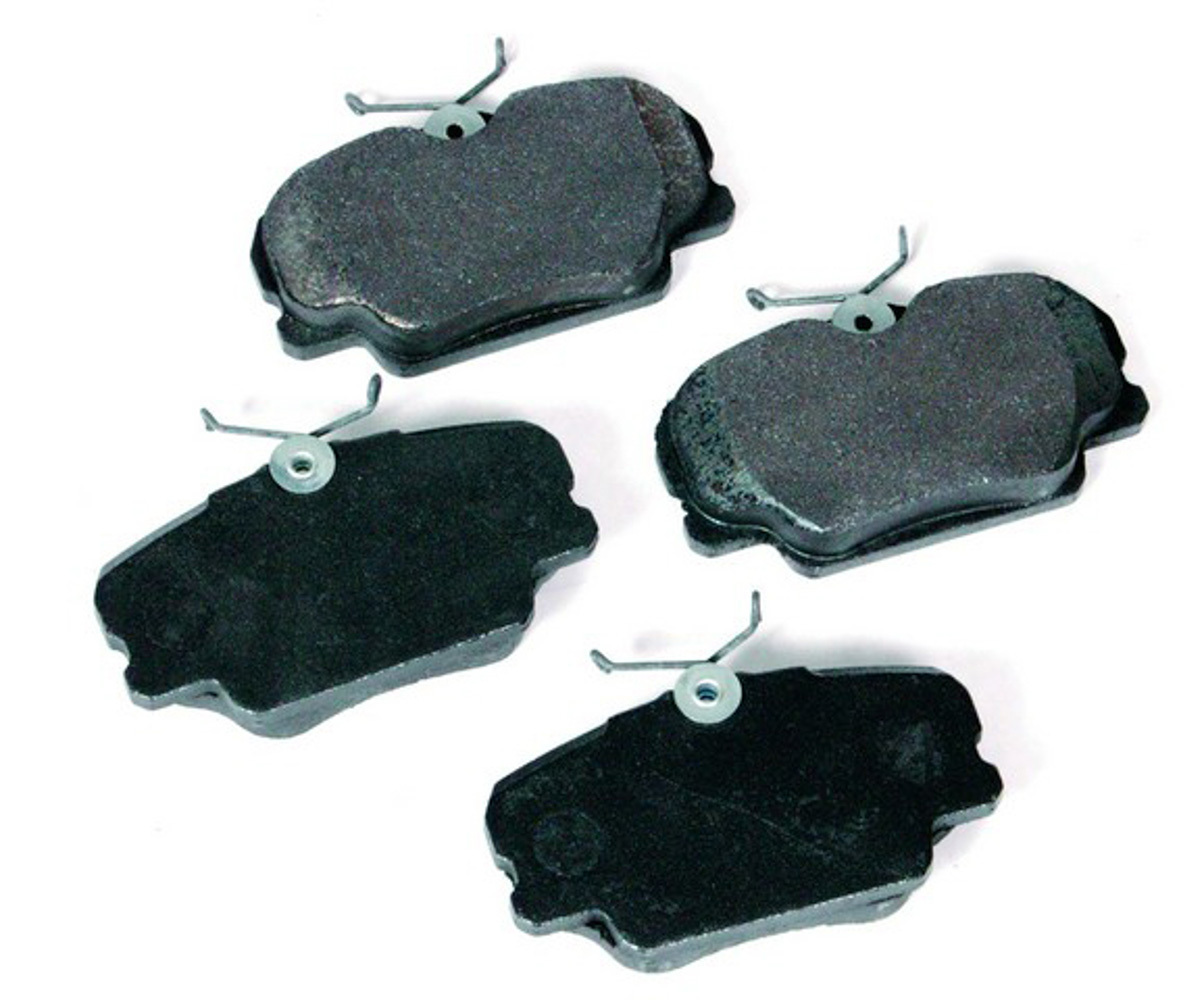 Performance Friction 0278.11.17.44 Brake Pads, Front, Compound 11, BMW Compact Car, Set of 4