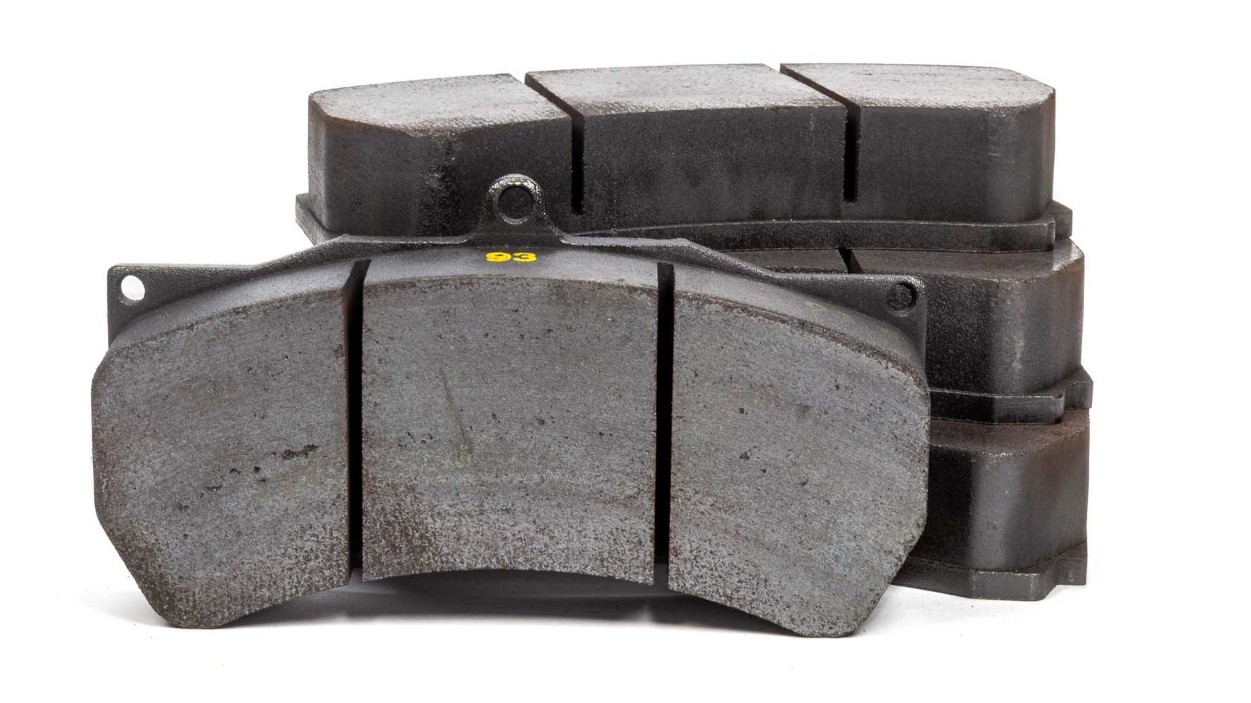 Performance Friction 7790-93-29-34 Brake Pads, 93 Compound, All Temperatures, AP / Brembo 6 Piston Calipers, Set of 4