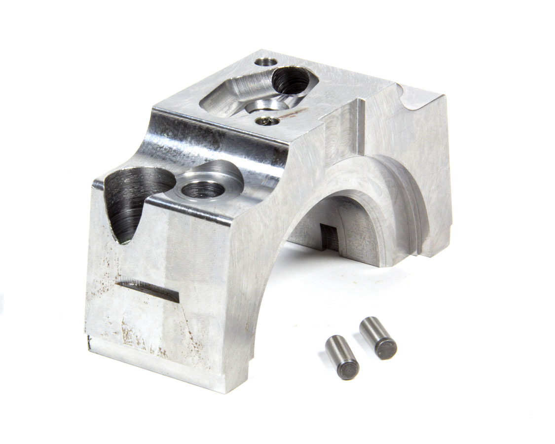 Pro-Gram Engineering SB350RWSL Main Cap, 2-Bolt, Rear, Wet Sump, Billet Steel, 350 Journal, Small Block Chevy, Each