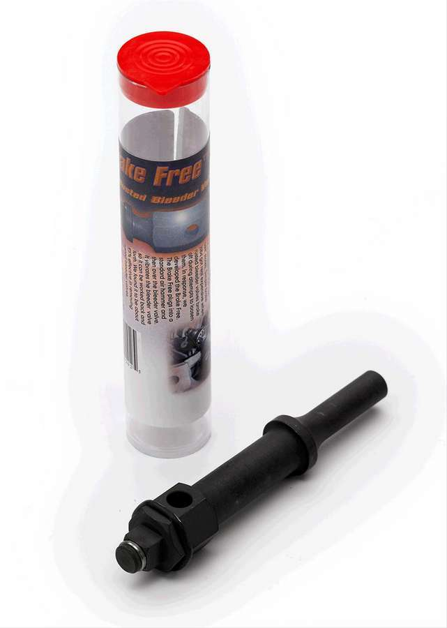 Phoenix Systems 4001-B Brake Fitting Tool, Brake Free, Steel, Black Oxide, Each