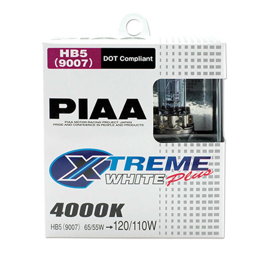 Xtreme White Bulbs 9007