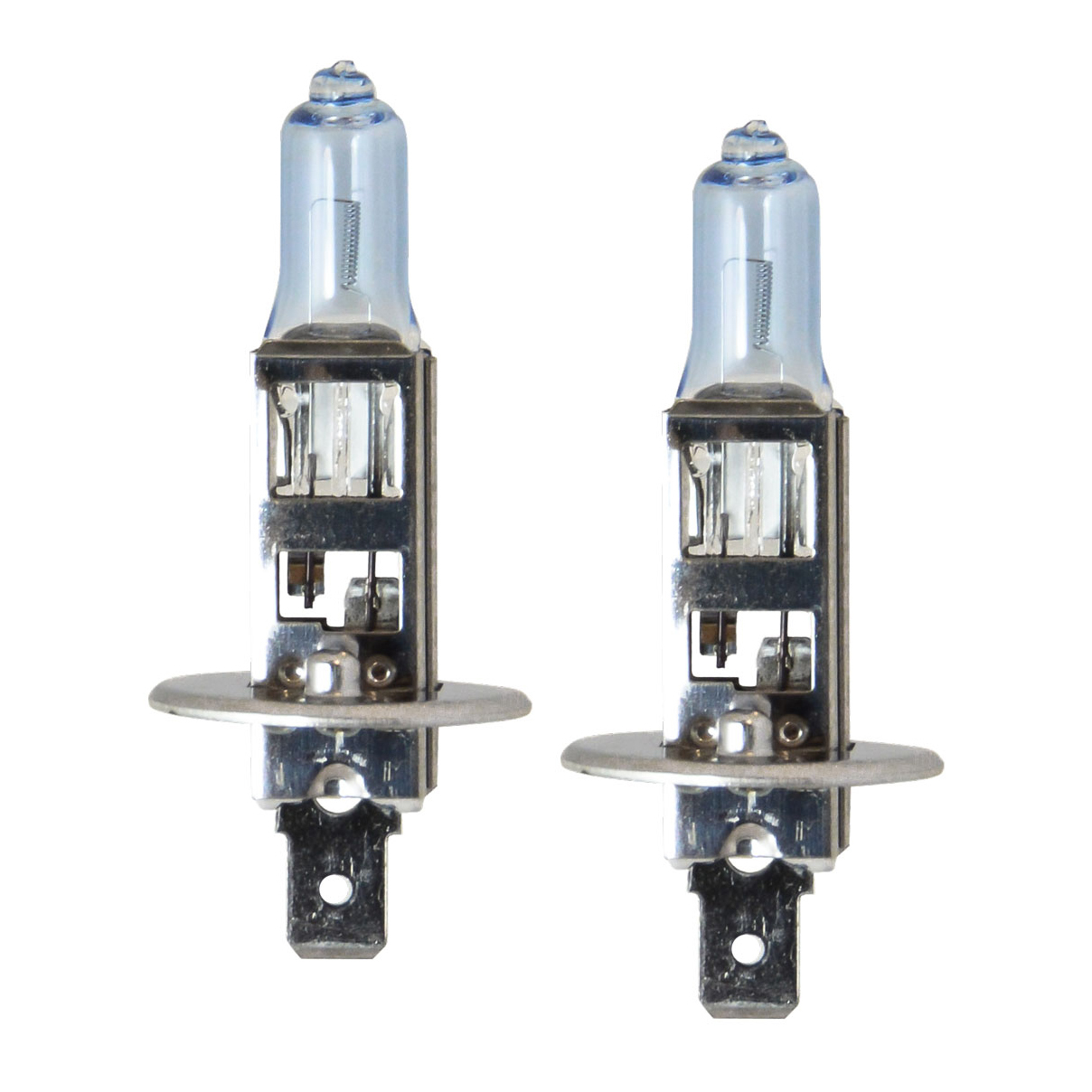 H1 Xtreme White Hybrid Bulbs 3900K Pair