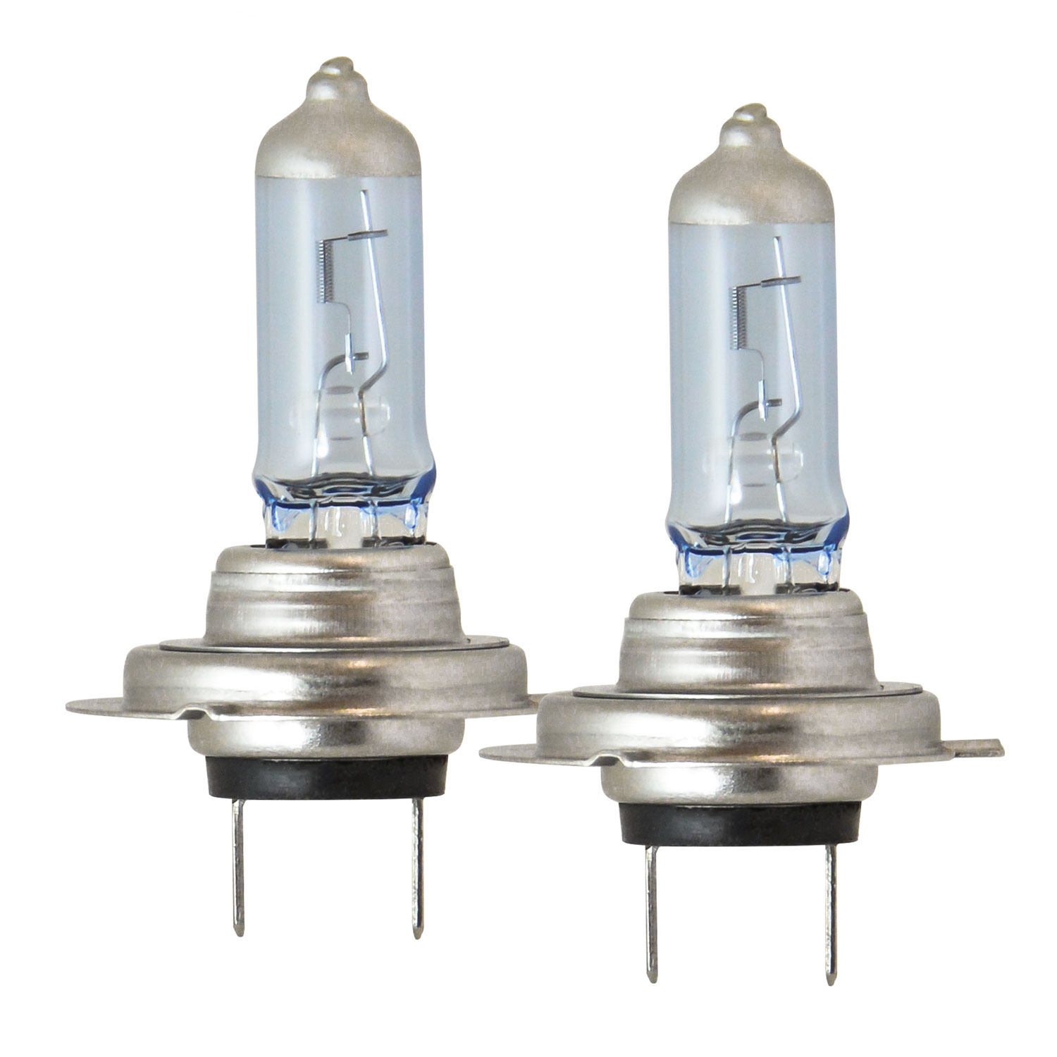H7 Xtreme White Hybrid Bulbs 3900K Pair