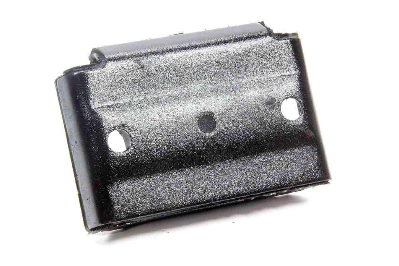 Pioneer 602290 Motor Mount, Bolt-On, Rubber / Steel, Black Paint, Various Applications, Each