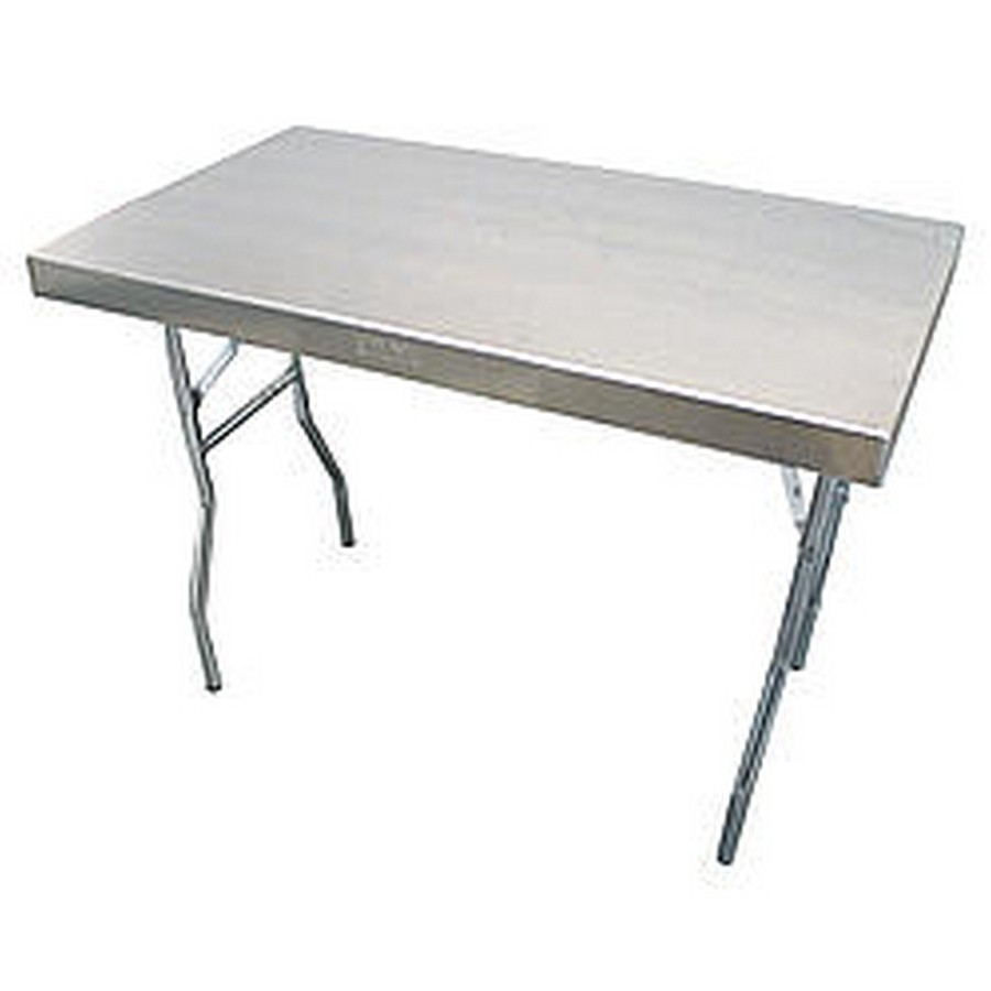 Aluminum Work Table 31x72