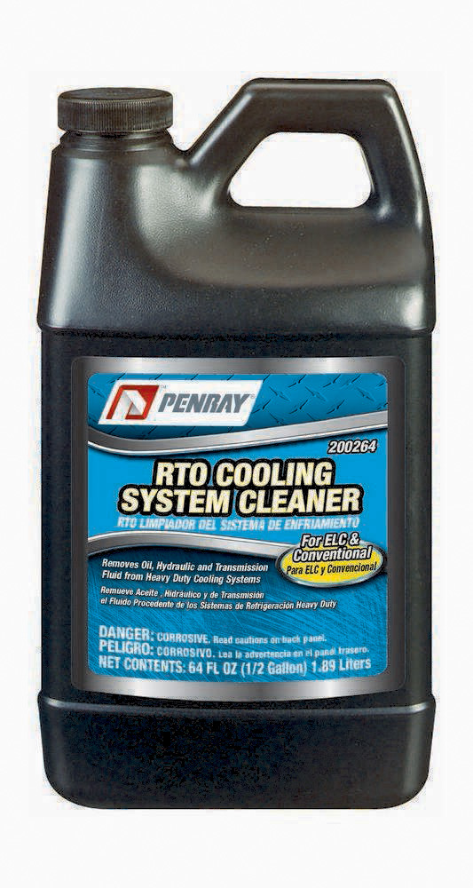 RTO Cooling System Cleaner 1/2 Gallon