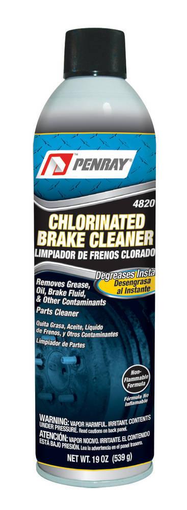 Brake Cleaner 19 Oz. Chlorinated