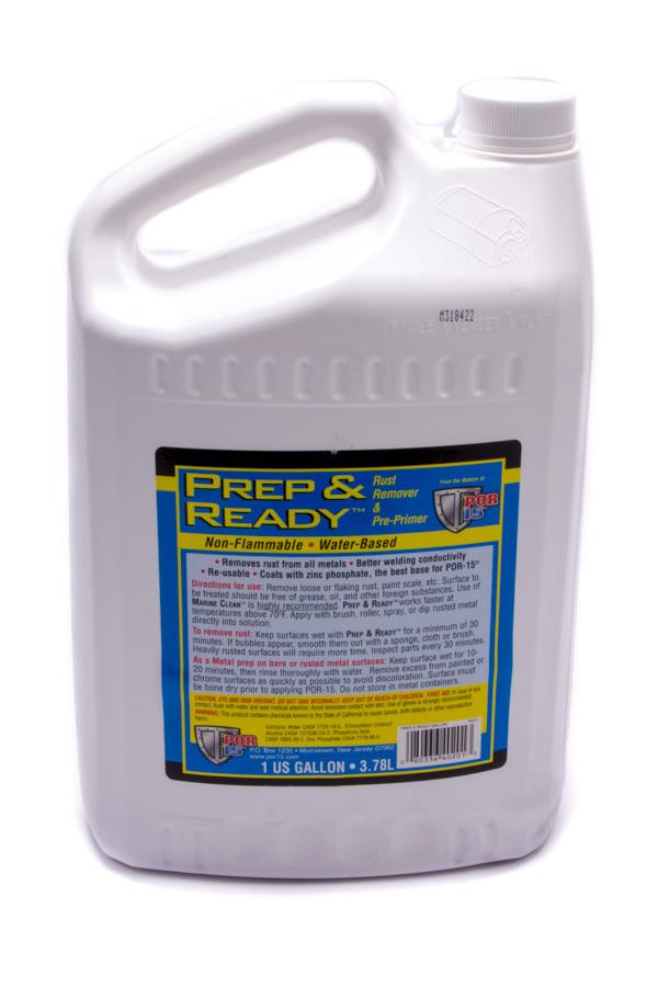 POR-15 40201 Surface Cleaner, Metal Prep, 1 gal Jug, Each