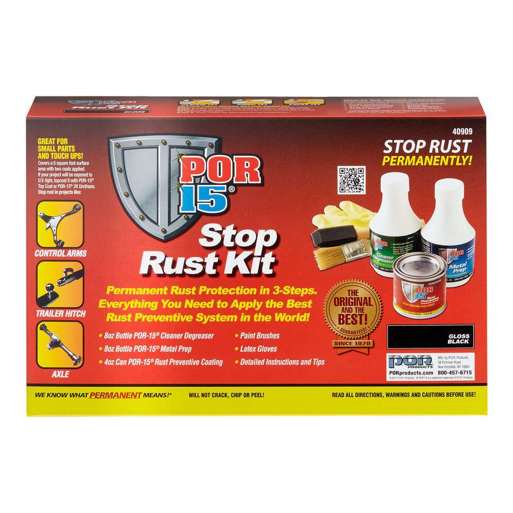 Stop Rust Kit Black