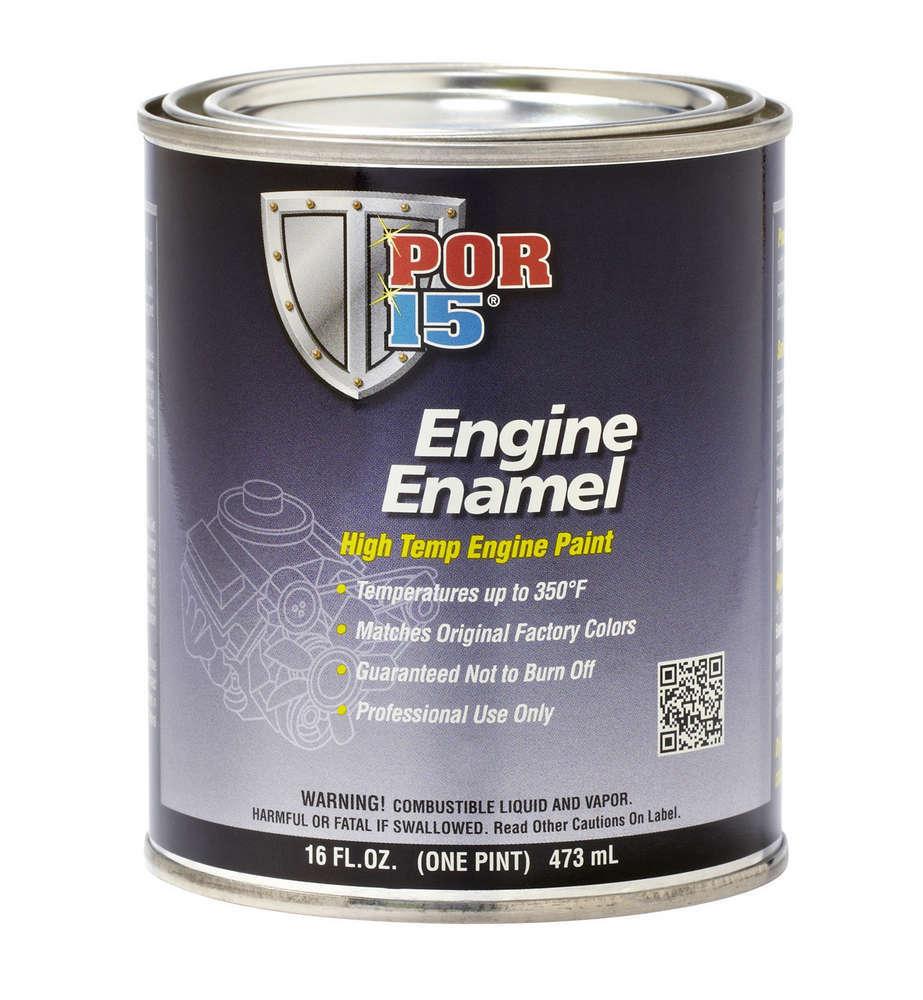 Engine Enamel White Pint