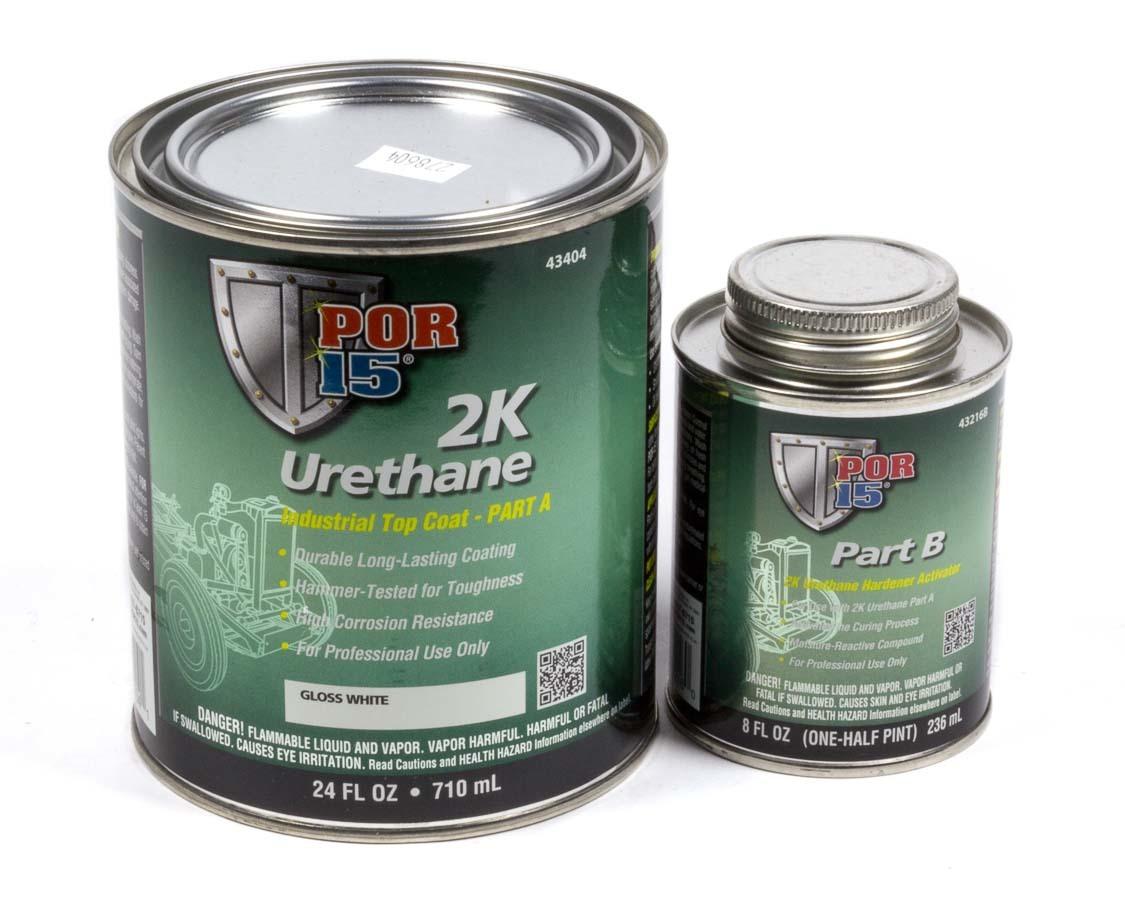 2K Urethane White Quart