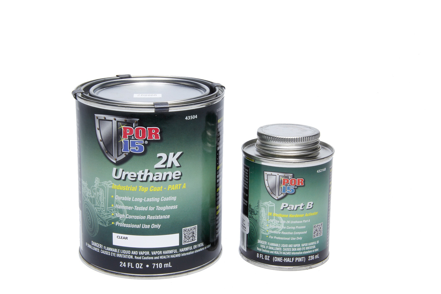 2K Urethane Clear  Quart
