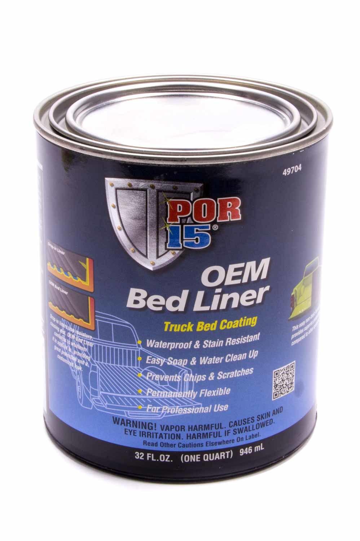 OEM Bed Liner Coating Quart