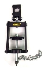 PPM Racing Components 0250-R 6th Coil, Clamp-On, 2.500 in ID Spring, 1-1/2 in OD Tube, Kit