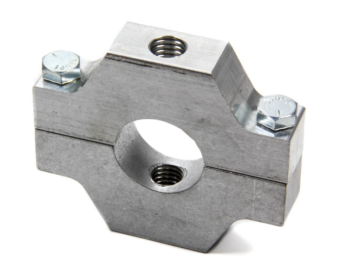 PPM Racing Components 1105-R Ballast Bracket, Clamp-On, Aluminum, Natural, 1 in OD Tube, Each
