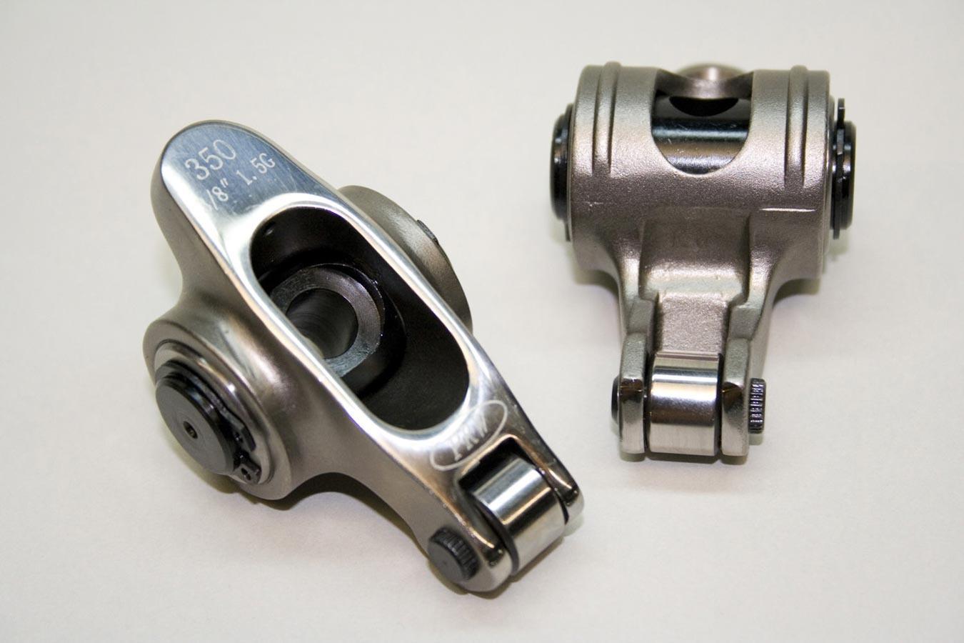 SBC Vortec S/S Roller R/A's - 1.5 Ratio 3/8 St