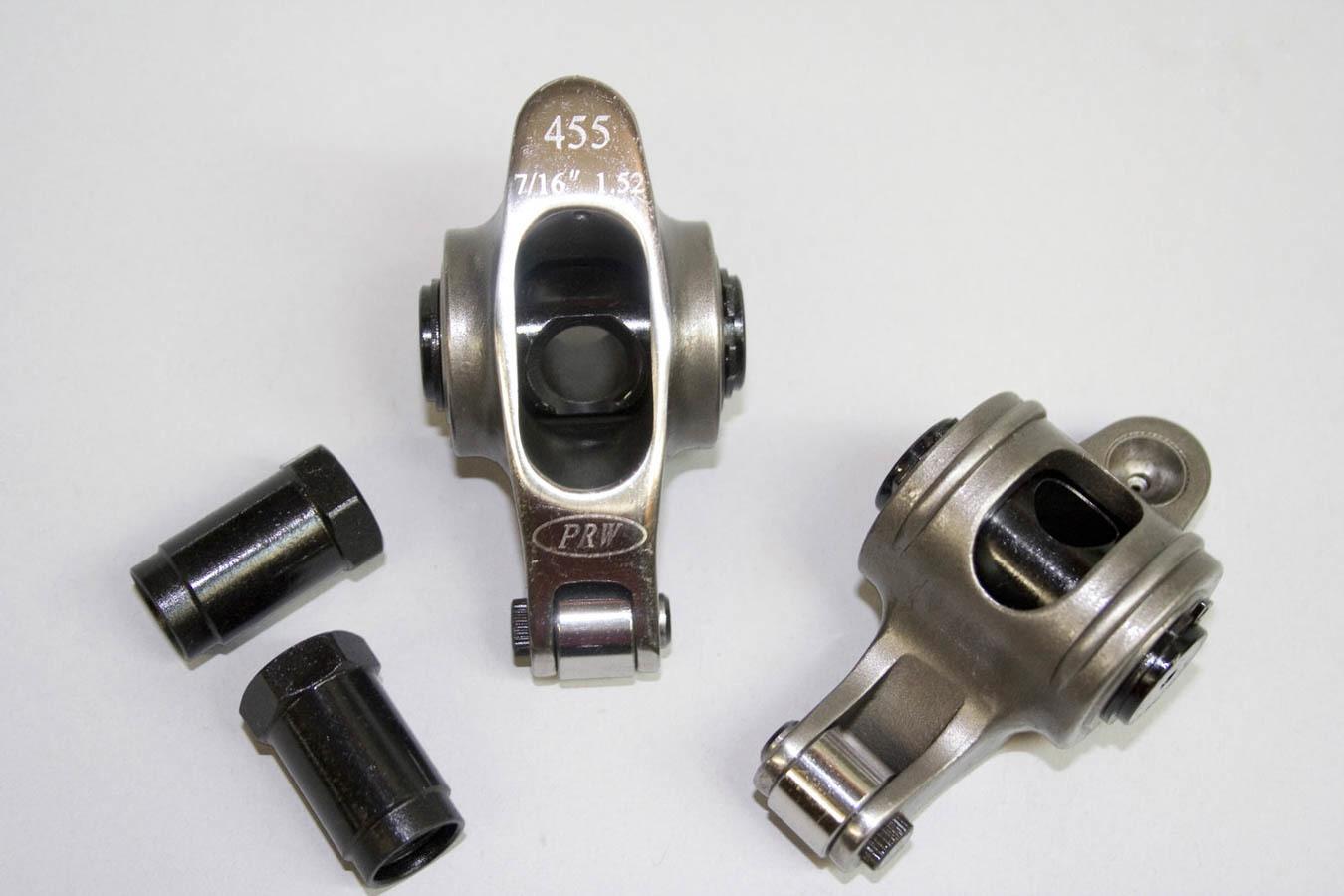Pontiac V8 S/S Roller R/A's - 1.52 Ratio 7/16