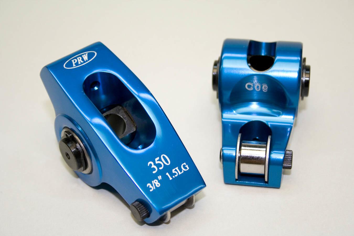 SBC Roller Rocker Arms - 1.5 Ratio 3/8 Stud NB/SA