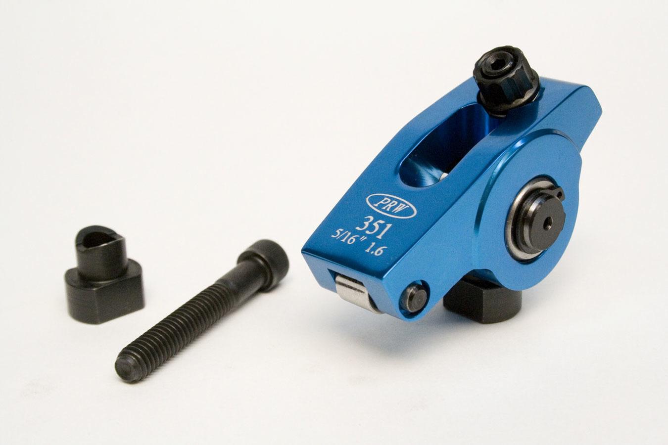SBF Roller Rocker Arms - 1.6 Ratio