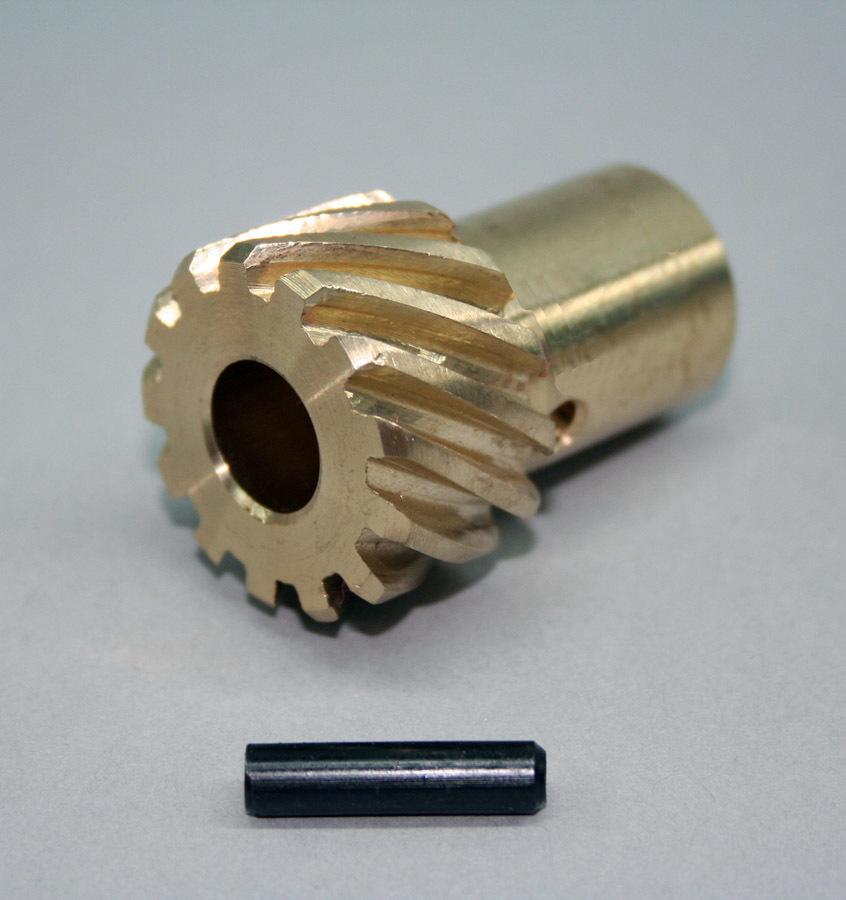Bronze Distributor Gear - .500 ID Chevy V8