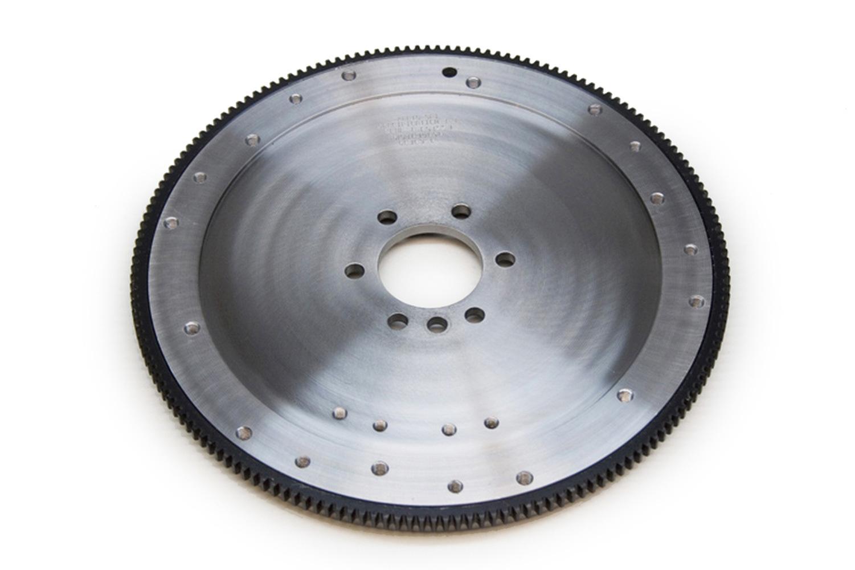 PRW Industries 1640081 Flywheel, 168 Tooth, 30 lb, SFI 1.1, Steel, External Balance, Small Block Chevy, Each