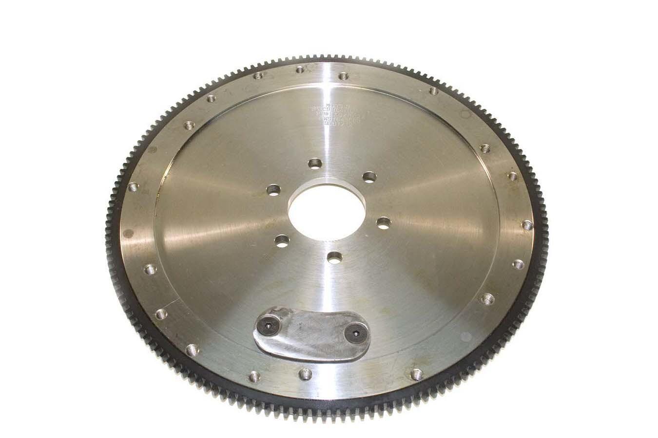 PRW Industries 1645580 Flywheel, 166 Tooth, 30.0 lb, Steel, External Balance, Oldsmobile V8, Each