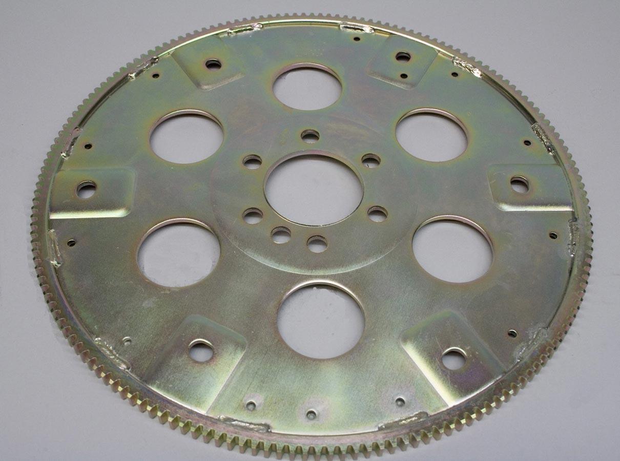PRW Industries 1840000 Flexplate, Gold Series, 168 Tooth, SFI 29.1, Chromoly, External Balance, 2 Piece Seal, Small Block Chevy, Each