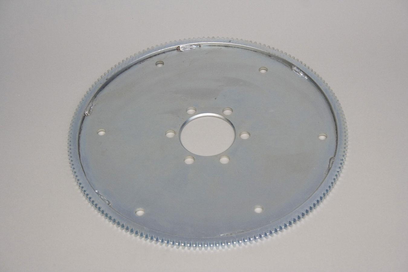 PRW Industries 1845503 Flexplate, Xtreme Duty Platinum, High Inertia, 166 Tooth, SFI 29.1, Steel, Internal Balance, Pontiac V8, Each