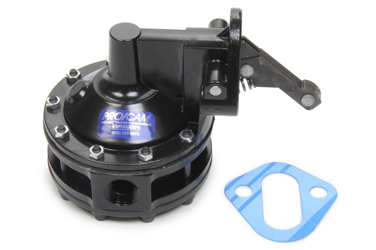 Fuel Pump SBC 11psi Billet Aluminum