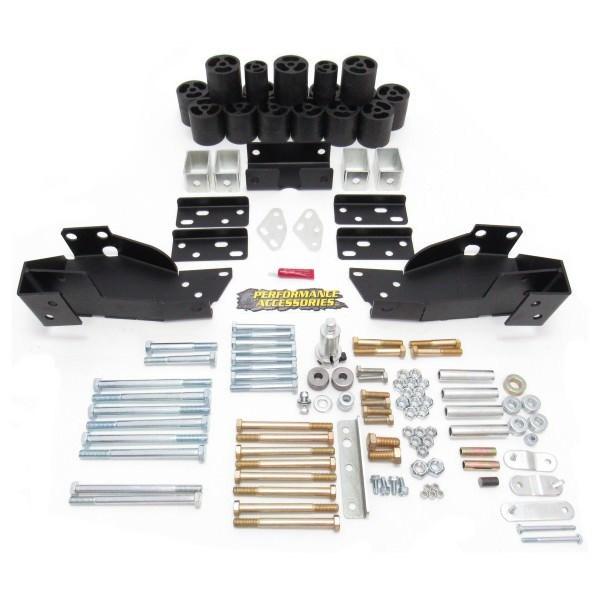 07-   GM P/U 3in. Body Lift kit