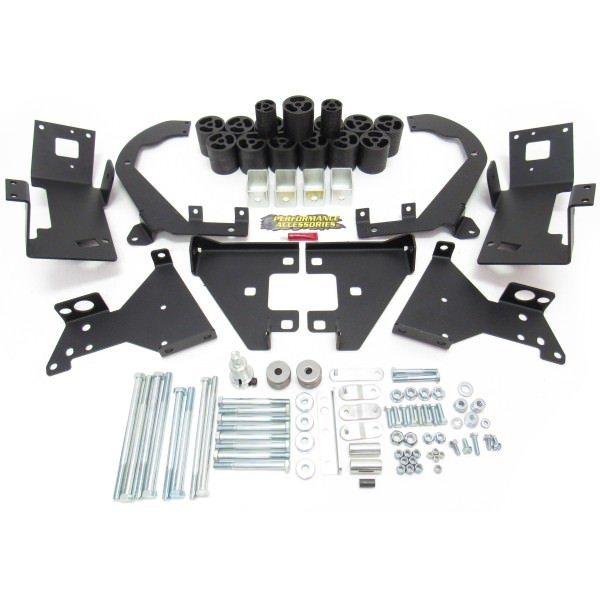 14-   Silverado 1500 3in Body Lift Kit