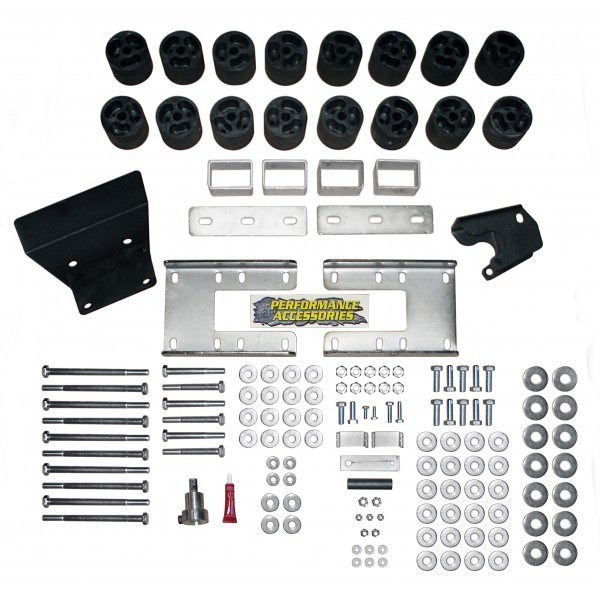 09- Ram 1500 3in Body Lift Kit