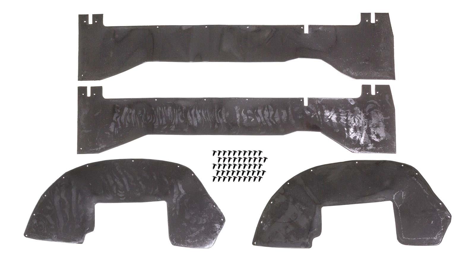 04-   Ford F150 P/U Gap Guards