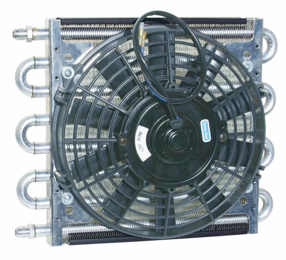 HD Cooler & Elec. Fan Assembly 6AN