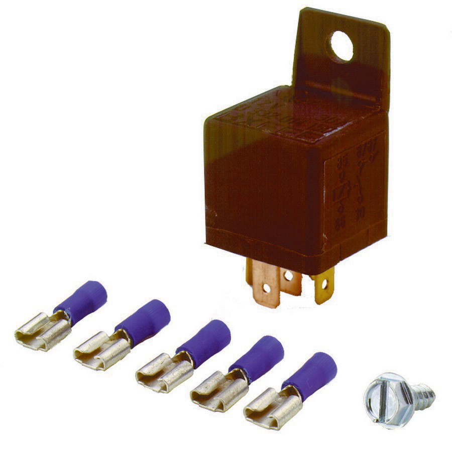 Perma Cool 19002 Relay Switch, AC Relay, 30 amp, 12V, Perma Cool Electric Cooling Fans, Each