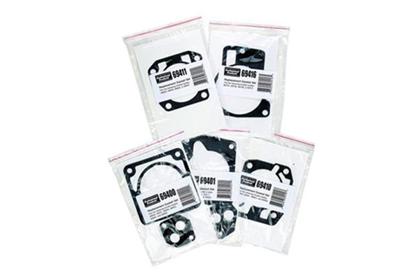 Professional Products 69400 Throttle Body Gasket, Composite, Professional Products 65-75 mm Throttle Body, Small Block Ford, Ford Mustang 1986-93, Each