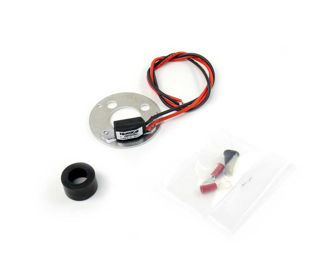 Pertronix Ignition 1123 Ignition Conversion Kit, Ignitor, Points to Electronic, Magnetic Trigger, Delco 2-Cylinder Distributors, Kit
