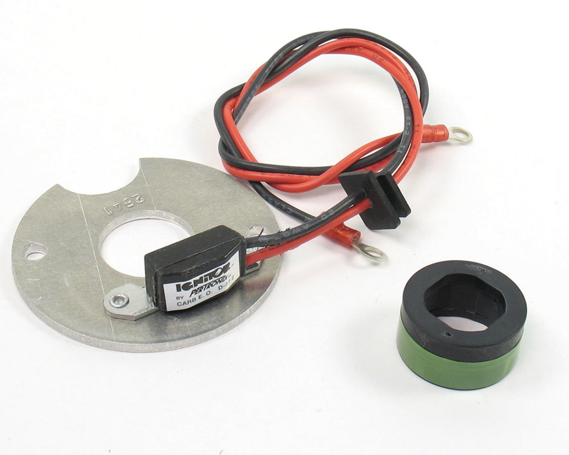 Pertronix Ignition 2541N6 Ignition Conversion Kit, Ignitor, Points to Electronic, Magnetic Trigger, 6V, Aerojet / AMC 4-Cylinder, Kit