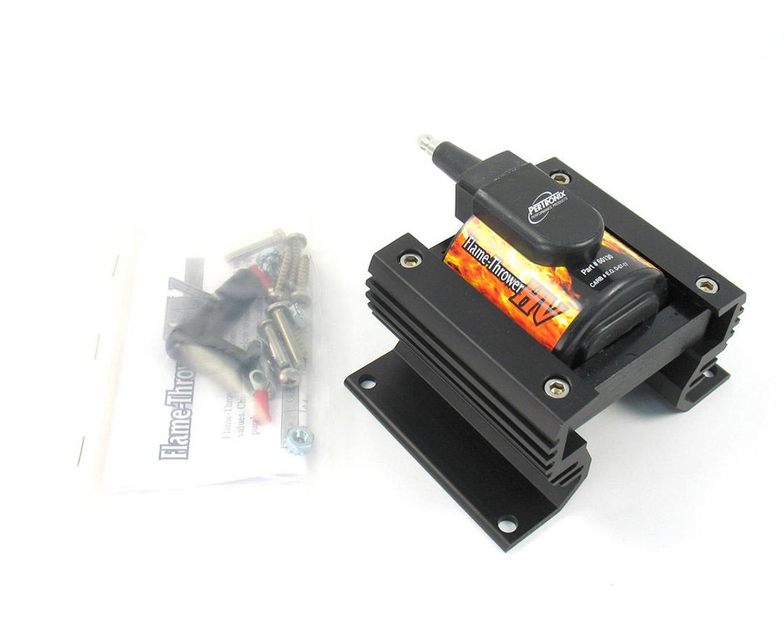 Flame Thrower HV E-Core Coil - 3 Ohms