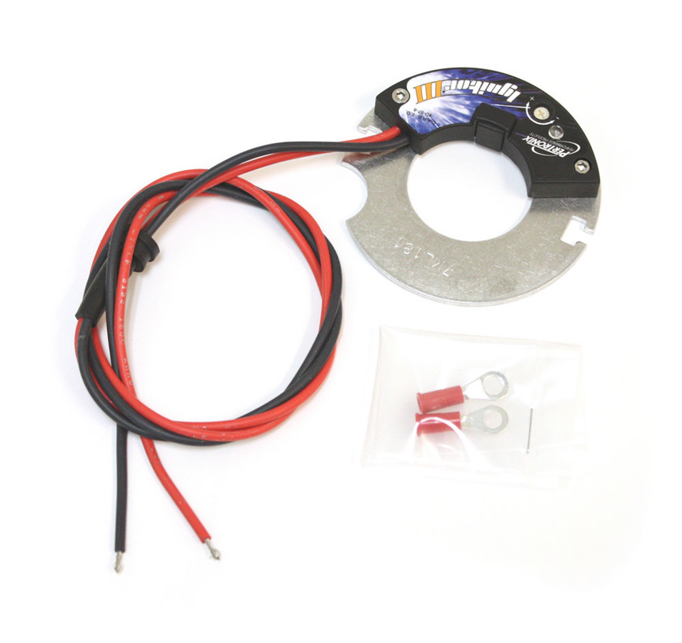 Pertronix Ignition 7ML-181 Ignition Conversion Kit, Ignitor III, Points to Electronic, Magnetic Trigger, Mallory Distributors, Kit