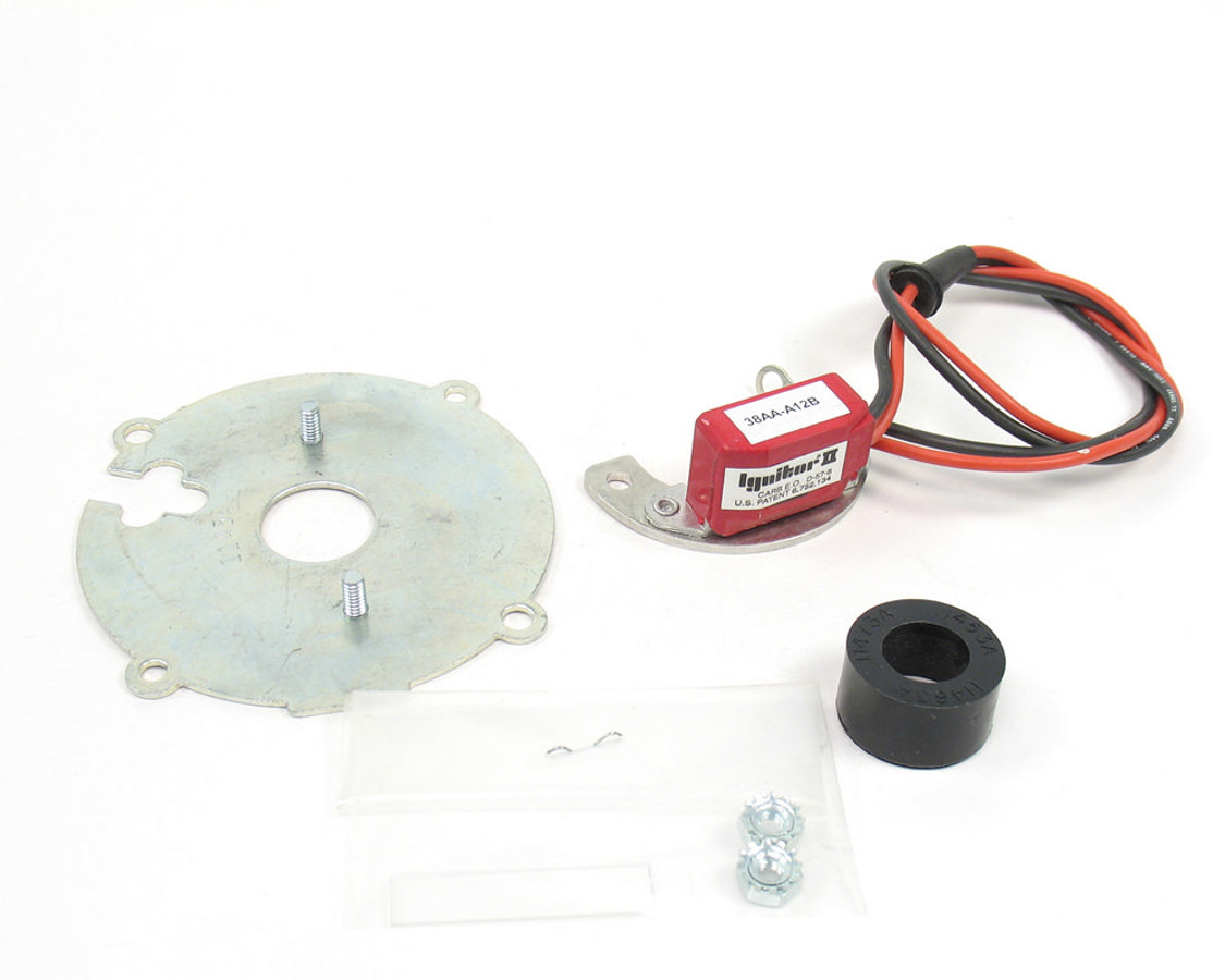 Pertronix Ignition 91145A Ignition Conversion Kit, Ignitor III, Points to Electronic, Magnetic Trigger, Delco Distributors, Kit