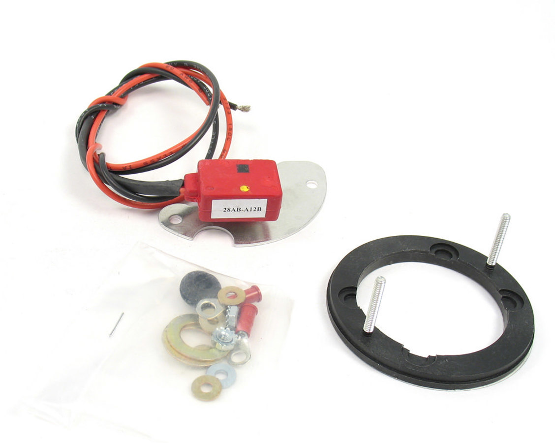 Pertronix Ignition 91164 Ignition Conversion Kit, Ignitor II, Points to Electronic, Magnetic Trigger, Delco 6-Cylinder Distributors, Kit