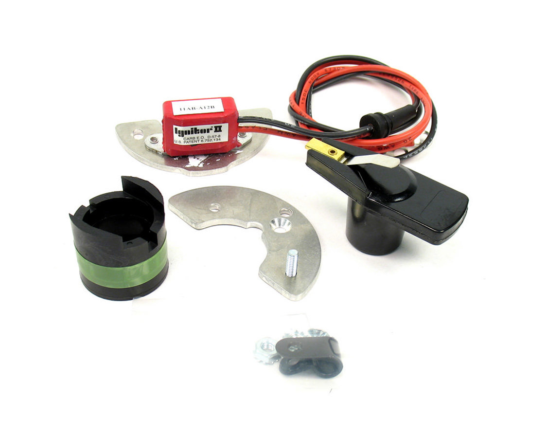 Pertronix Ignition 91381A Ignition Conversion Kit, Ignitor II, Points to Electronic, Magnetic Trigger, Mopar V8, Kit