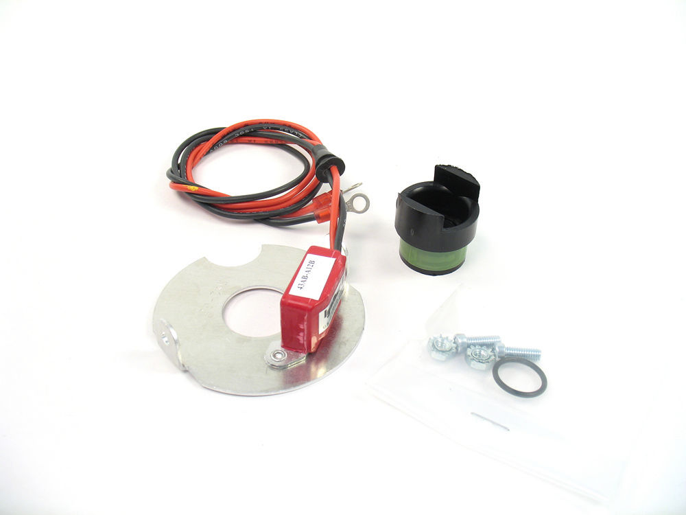 Pertronix Ignition 91542 Ignition Conversion Kit, Ignitor II, Points to Electronic, Magnetic Trigger, Autolite / Prestolite 4-Cylinder Distributors, Kit
